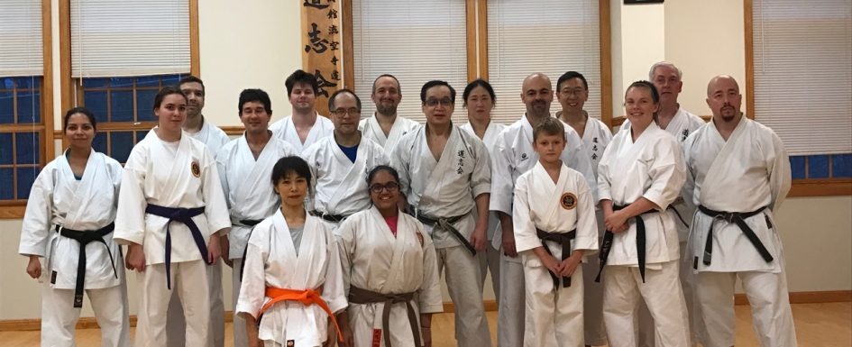 shotokan karate training acton, massachusetts doshi-kai dojo